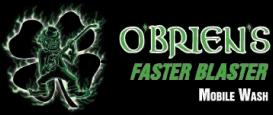 O'Brien's Faster Blaster Mobile Wash